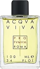 Духи, Парфюмерия, косметика Profumum Roma Acqua Viva - Парфюмированная вода