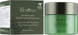 Духи, Парфюмерия, косметика Зволожувальний крем для тіла - Beyond The Tree For Men Perfect Moisturizing Cream