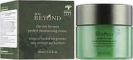 Духи, Парфюмерия, косметика Увлажняющий крем для тела - Beyond The Tree For Men Perfect Moisturizing Cream