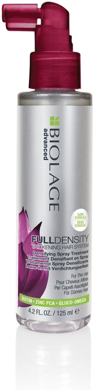 Уплотняющий спрей для тонких волос - Biolage Full Density Spray Treatment