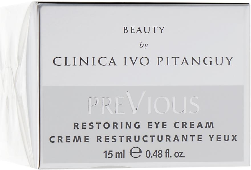 Восстанавливающий крем для кожи вокруг глаз - Ivo Pitanguy Restoring Eye Cream