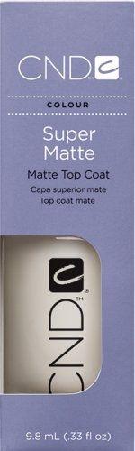 Матовый закрепитель - CND Super Matte