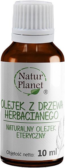 Масло чайного дерева - Natur Planet Tea Tree Oil