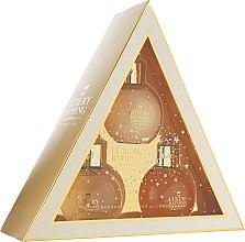 Духи, Парфюмерия, косметика Набор - Grace Cole The Luxury Bathing Bergamot Ginger & Lemongrass (b/wash/150ml+b/wash/150ml+b/foam/150ml)