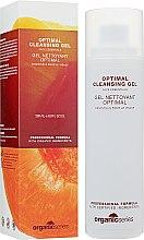 Духи, Парфюмерия, косметика Оптимально очищающий гель для лица - Organic Series Optimal Cleansing Gel
