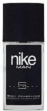 Духи, Парфюмерия, косметика Nike 5th Element Man - Дезодорант-спрей