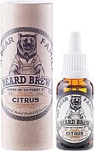 Духи, Парфюмерия, косметика Масло для бороды - Mr. Bear Family Brew Oil Citrus