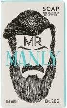"Духи, Парфюмерия, косметика Мыло для мужчин ""Mr Maniy"" - The Somerset Toiletry Co. MR Soap"