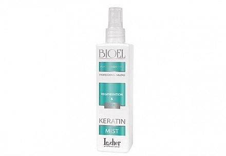 Спрей для глубокого восстановления волос - Lecher Professional Keratin Mist