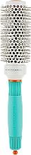 Духи, Парфюмерия, косметика Керамическая щетка круглая, 35 мм - MoroccanOil