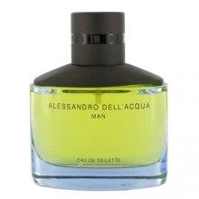 Духи, Парфюмерия, косметика Alessandro Dell'Acqua Man - Туалетная вода (тестер без крышечки)