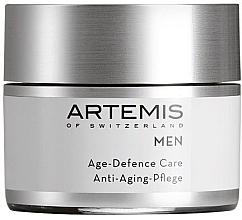 Духи, Парфюмерия, косметика Комплексный антивозрастной крем - Artemis of Switzerland Men Age Defense Care