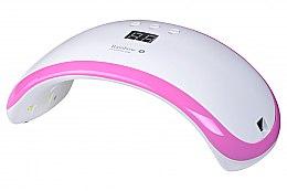 Духи, Парфюмерия, косметика Лампа UV/LED, белая c розовым - Sun RAINBROW 8 36W