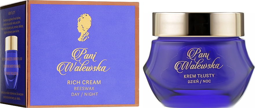 Крем питательный регенерирующе-разглаживающий - Pani Walewska Classic Rich Day and Night Cream