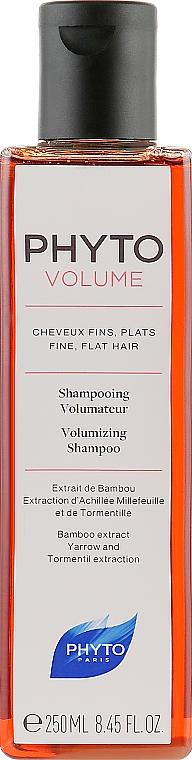 Шампунь для придания прикорневого объема - Phyto Volumizing shampoo Phytovolume