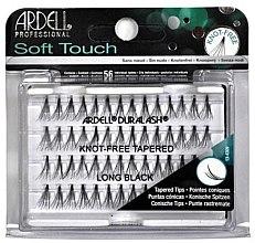 Духи, Парфюмерия, косметика Набор пучковых ресниц - Ardell Soft Touch Long Black