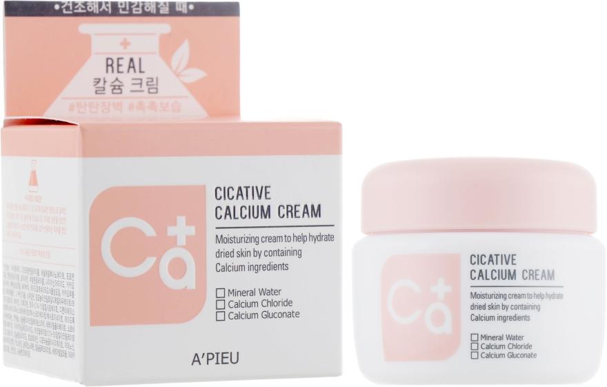 Крем с кальцием - A'pieu Cicative Calcium Cream
