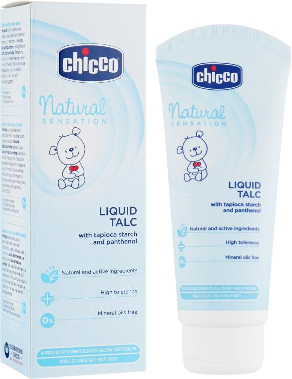 Тальк жидкий - Chicco Natural Sensation