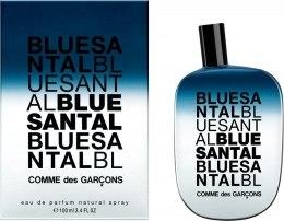 Духи, Парфюмерия, косметика Comme des Garcons Blue Santal - Парфюмированная вода