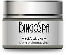Духи, Парфюмерия, косметика Мега активный крем для лица - BingoSpa