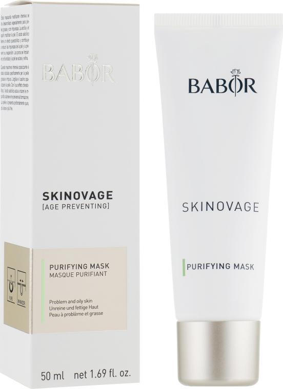 Маска для проблемной кожи - Babor Skinovage Purifying Mask