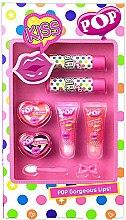 Духи, Парфюмерия, косметика Игровой набор детской декоративной косметики - Markwins POP Kiss