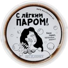 Парфумерія, косметика Скраб для обличчя та тіла на основі меленої кави - Belkosmex З легким паром