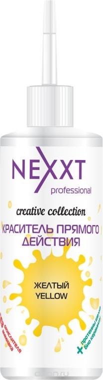 Пигмент прямого действия - Nexxt Professional Creative Collection