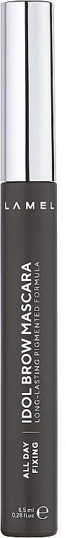 Тушь-тинт для бровей - Lamel Professional Insta Idol Brow Color Mascara