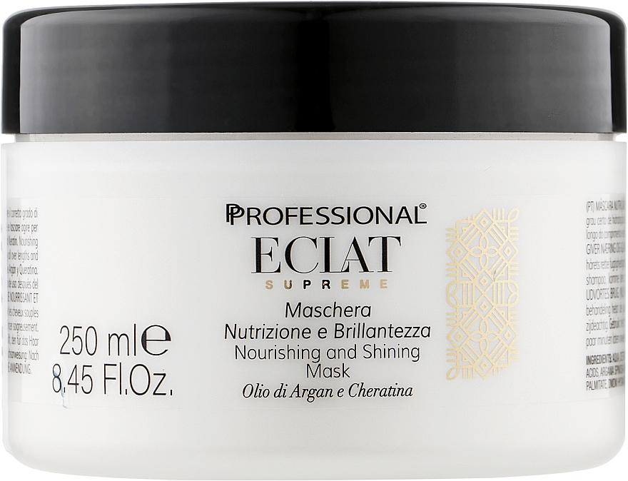 Маска для волос - Professional Eclat Supreme Nourishing And Shining Mask