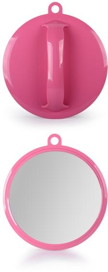 Дзеркало, рожеве - Perfect Beauty — фото N1