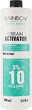 Духи, Парфюмерия, косметика Окислитель 3% - Rainbow Professional Exclusive Cream Activator