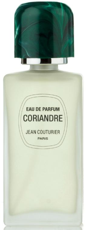 Jean Couturier Coriandre - Парфюмированная вода (тестер без крышечки)