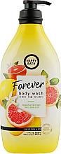 "Духи, Парфюмерия, косметика Гель для душа ""Грейпфрут и имбирь"" - Happy Bath Forever Grapefruit & Ginger Perfumed Body Wash"