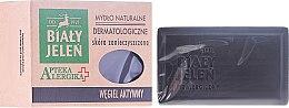 Духи, Парфюмерия, косметика Дерматологическое мыло с активированным углем - Bialy Jelen Apteka Alergika Soap