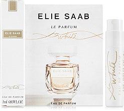 Духи, Парфюмерия, косметика Elie Saab Le Parfum In White - Парфюмированная вода (пробник)