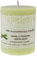 "Духи, Парфюмерия, косметика Ароматическая свеча ""Лимонная трава"" - The Secret Soap Store SPA Aromatherapy Candle Lemon Grass"