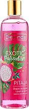 "Масло для душа ""Питайя"" - Bielenda Exotic Paradise Bath & Shower Oil Pitaja — фото N1"