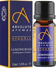 "Духи, Парфюмерия, косметика Эфирное масло ""Лемонграсс"" - Absolute Aromas"