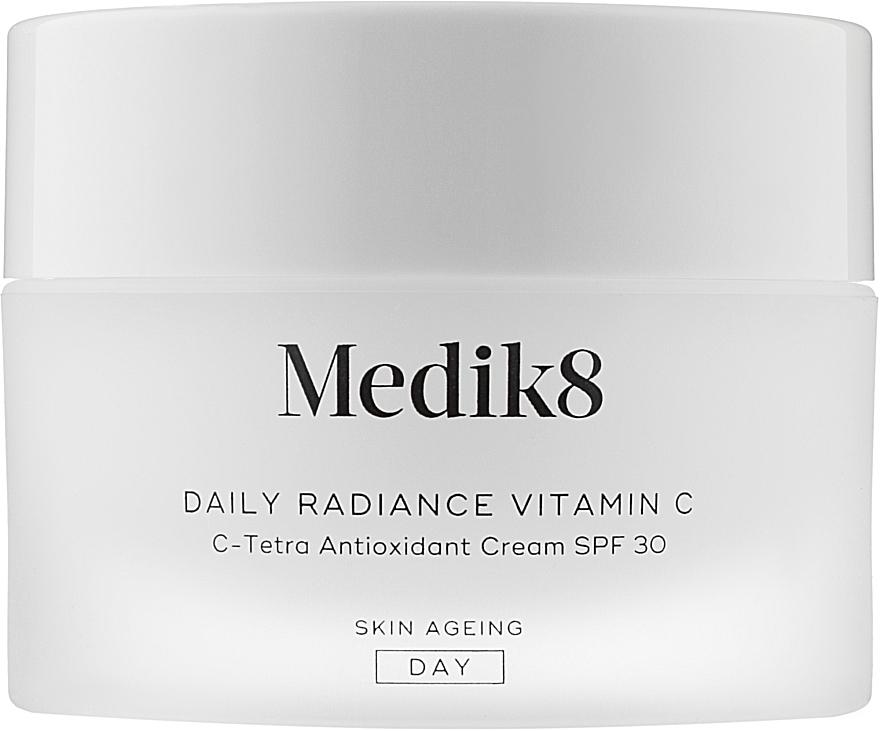 Антиоксидантный крем - Medik8 Daily Radiance Vitamin C