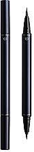 Духи, Парфюмерия, косметика Двусторонняя жидкая подводка для глаз - Cle de Peau Beaute Intensifying Liquid Eyeliner