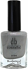 Духи, Парфюмерия, косметика Лак для ногтей - Dark Blue Cosmetics Prof Line Holographic