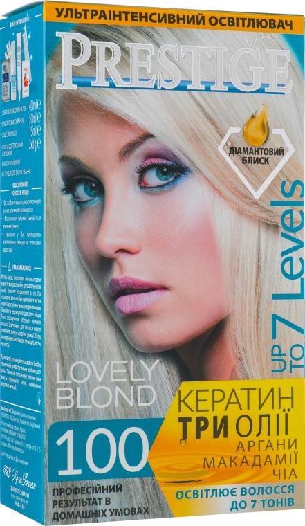 Интенсивный осветлитель для волос - Vip's Prestige Lovely Blond 100