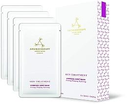 Духи, Парфюмерия, косметика Омолаживающая тканевая маска для лица - Aromatherapy Associates Skin Treatment Hydrosol Sheet Mask