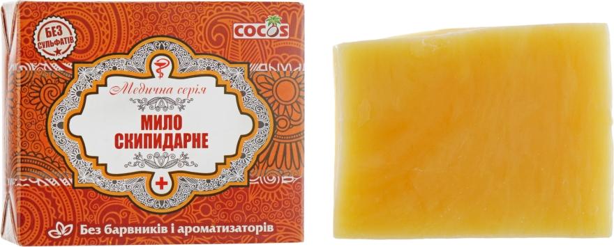 """Мыло """"Скипидарное"""" - Cocos Soap"""