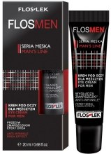 Духи, Парфюмерия, косметика Крем для кожи вокруг глаз против морщин для мужчин - Floslek Flosmen Eye Cream For Men Anti-Wrinkle