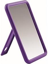 Духи, Парфюмерия, косметика Зеркало прямоугольное, фиолетовое - Inter-Vion