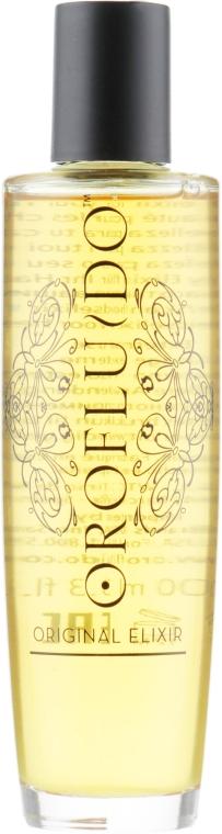 Эликсир красоты - Orofluido Original Elixir Remarkable Silkiness, Lightness And Shine — фото N8