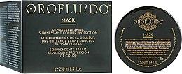 Духи, Парфюмерия, косметика Маска для блеска и защиты цвета волос - Orofluido Hair Mask