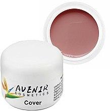 Духи, Парфюмерия, косметика Гель для наращивания ногтей - Avenir Cosmetics Cover